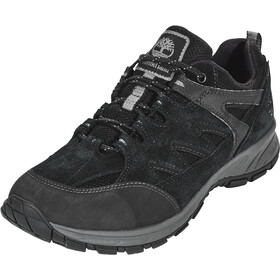 Timberland Sadler Pass F/L Low GTX Shoes Men Black Suede/Mesh